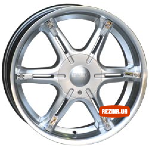 Купить диски RS Wheels 6406 R17 5x112 j7.0 ET40 DIA69.1 MLHS