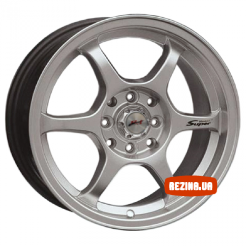 Купить диски RS Wheels 640d R15 4x100 j6.5 ET38 DIA67.1 MLCB