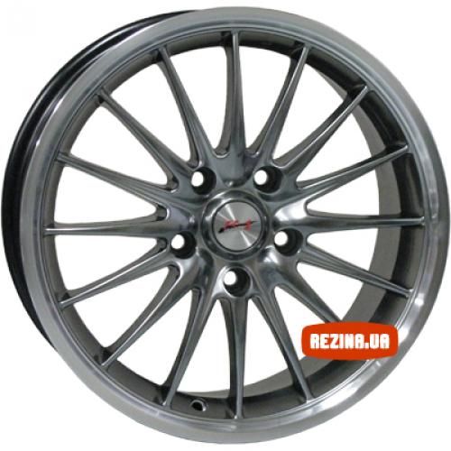 Купить диски RS Wheels 702 R17 5x112 j7.0 ET35 DIA67.1 MLHB