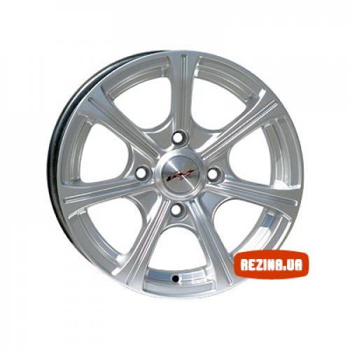 Купить диски RS Wheels 702J R14 4x114.3 j6.0 ET35 DIA67.1 HS