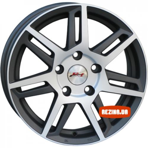 Купить диски RS Wheels 703J R15 4x114.3 j6.5 ET45 DIA67.1 MCG