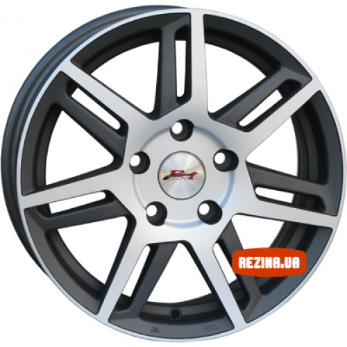 Купить диски RS Wheels 703J R15 4x114.3 j6.5 ET45 DIA67.1 MG