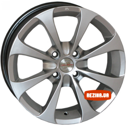 Купить диски RS Wheels 705 R15 4x98 j6.5 ET38 DIA69.1 Chrome