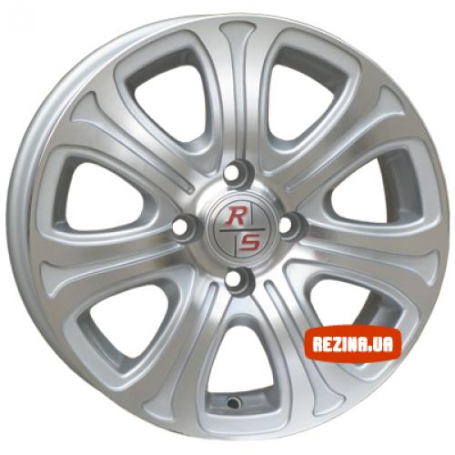 Купить диски RS Wheels 708 R13 4x100 j5.5 ET30 DIA69.1 HS