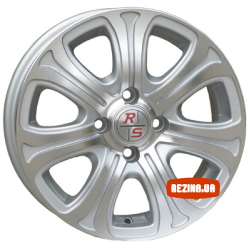Купить диски RS Wheels 708 R13 4x98 j5.5 ET30 DIA58.6 MS