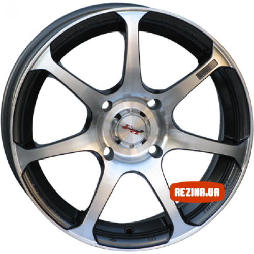 Купить диски RS Wheels 713J R14 4x100 j5.5 ET38 DIA67.1 HS