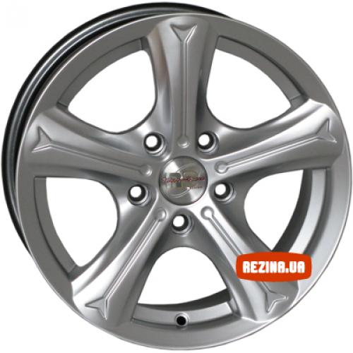 Купить диски RS Wheels 734 R13 4x100 j5.5 ET35 DIA56.6 HS