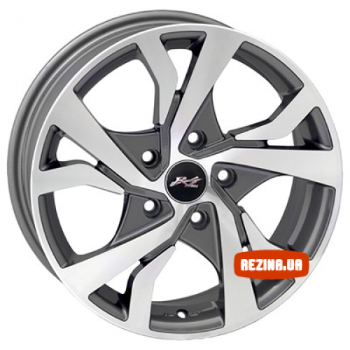 Купить диски RS Wheels 787 R15 4x100 j6.5 ET38 DIA67.1 MG