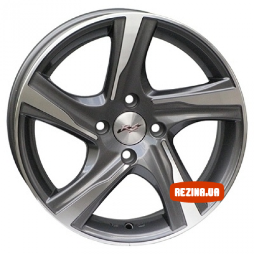 Купить диски RS Wheels 788 R14 4x98 j6.0 ET38 DIA58.6 MG