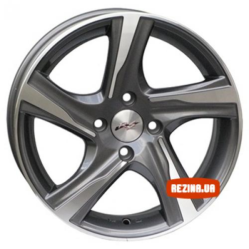 Купить диски RS Wheels 788 R15 4x108 j6.5 ET38 DIA63.4 MG