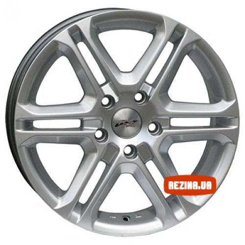 Купить диски RS Wheels 789 R15 5x114.3 j6.5 ET38 DIA67.1 HS