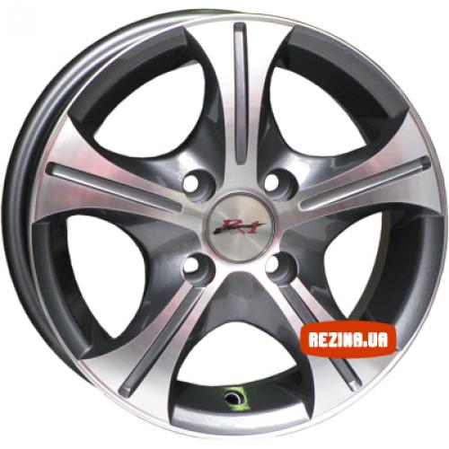 Купить диски RS Wheels 800 R13 4x98 j5.5 ET35 DIA58.6 MB