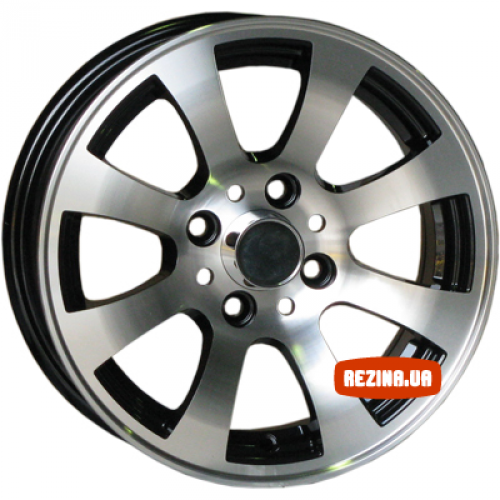 Купить диски RS Wheels 8030TL R13 4x100 j5.5 ET20 DIA56.6 MG