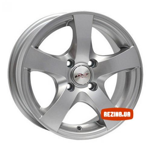 Купить диски RS Wheels 803f R13 4x98 j5.5 ET35 DIA58.6 HS