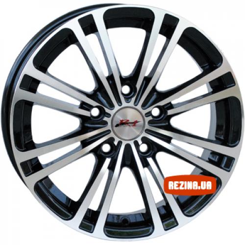 Купить диски RS Wheels 8044 R15 5x114.3 j6.0 ET44 DIA60.1 MB