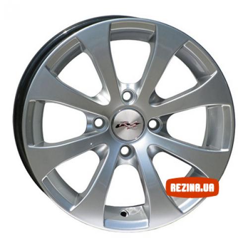 Купить диски RS Wheels 806d R14 4x98 j6.0 ET35 DIA69.1 HS