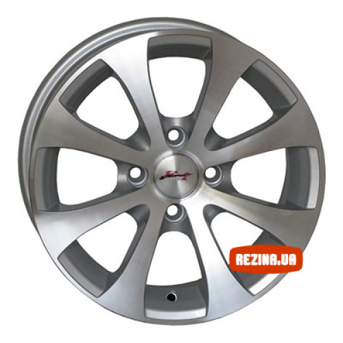 Купить диски RS Wheels 806d R14 4x98 j6.0 ET35 DIA69.1 MS