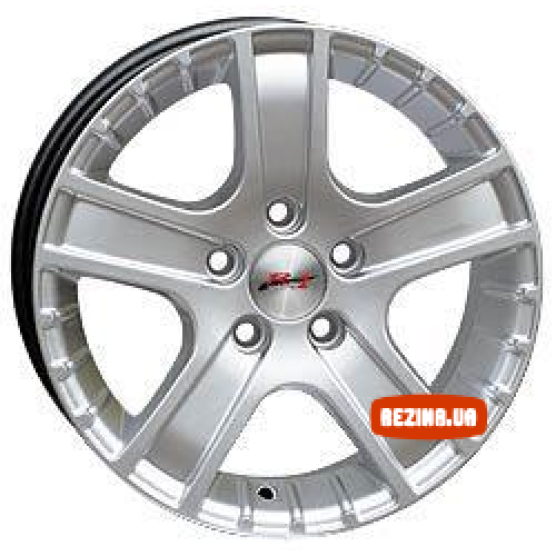 Купить диски RS Wheels 838f R13 4x100 j5.5 ET38 DIA67.1 MS