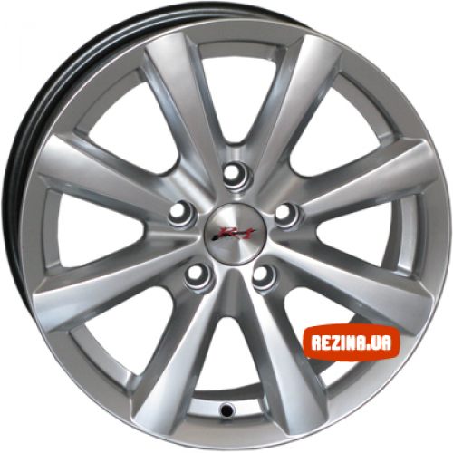 Купить диски RS Wheels 841 R15 5x100 j6.5 ET38 DIA69.1 HS