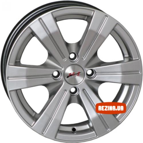 Купить диски RS Wheels 844 R13 4x100 j5.5 ET35 DIA67.1 HS
