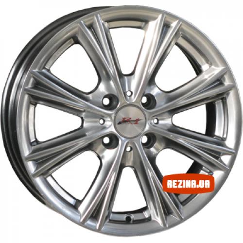 Купить диски RS Wheels 850d R15 4x114.3 j6.5 ET40 DIA67.1 HB