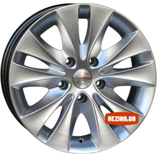 Купить диски RS Wheels 860 R15 4x100 j7.0 ET35 DIA67.1 HS