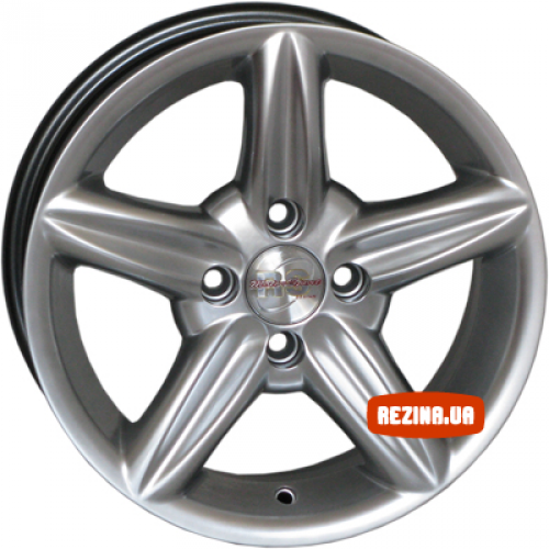 Купить диски RS Wheels 861 R14 4x114.3 j6.0 ET35 DIA73.1 HS
