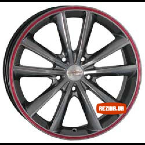 Купить диски RS Wheels 88 R17 5x114.3 j7.0 ET42 DIA67.1 HS