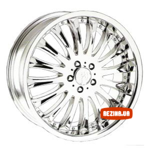 Купить диски RS Wheels F5-35 R18 5x112 j8.0 ET35 DIA66.6 Chrome