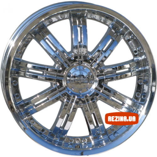 Купить диски RS Wheels RSL 011TW R20 6x139.7 j8.5 ET30 DIA106.1 Chrome