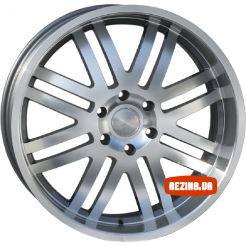 Купить диски RS Wheels RSL 1041TL R22 6x139.7 j9.5 ET30 DIA112 MG