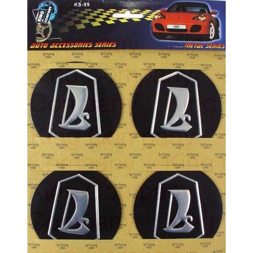 Купить  Комплект эмблем Lada для колпаков