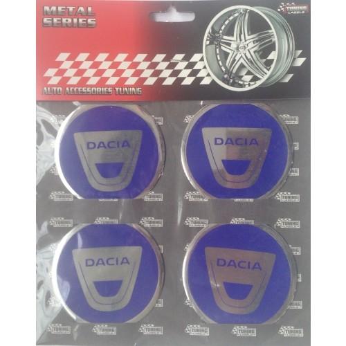 Купить  Комплект эмблем Dacia для колпаков