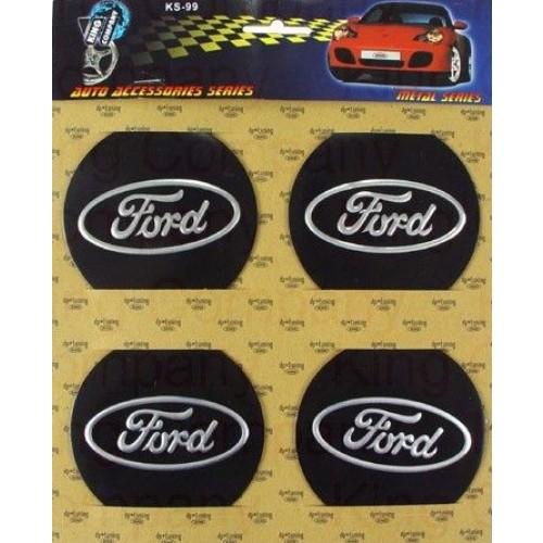 Купить  Комплект эмблем Ford для колпаков