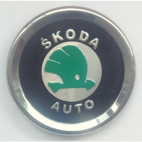Купить  Эмблема Skoda для колпаков SKS