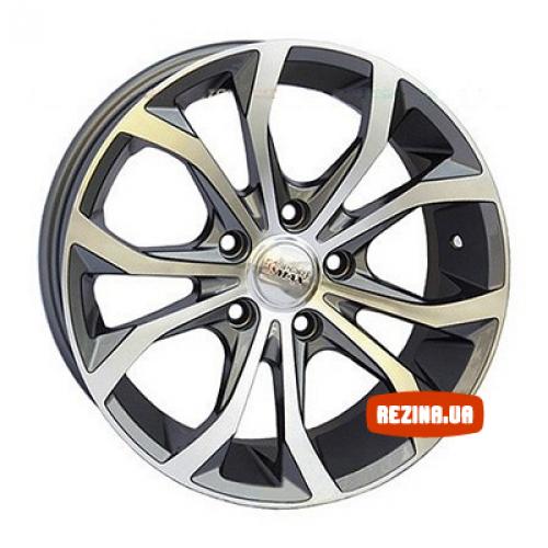 Купить диски Sportmax Racing SR-L250 R14 4x98 j6.0 ET38 DIA58.6 GP