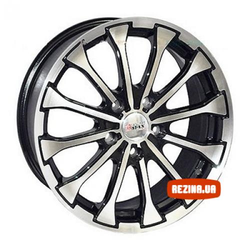Купить диски Sportmax Racing SR-L252 R13 4x98 j5.5 ET38 DIA58.6 BP