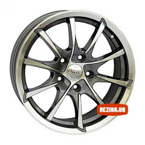 Купить диски Sportmax Racing SR-L290 R15 4x100 j6.5 ET40 DIA67.1 GP