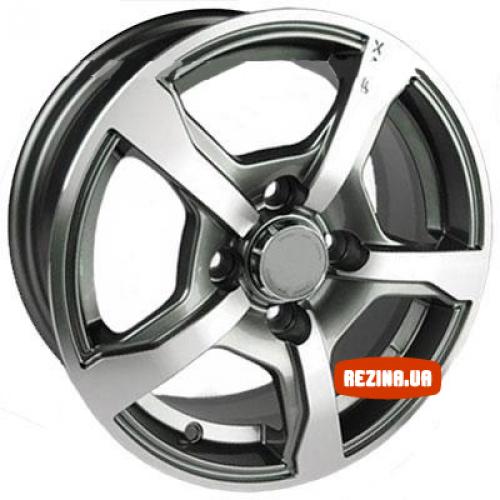 Купить диски Sportmax Racing SR1242 R13 4x100 j5.5 ET32 DIA67.1 HS1