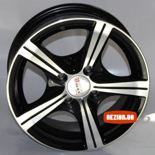Купить диски Sportmax Racing SR146 R14 4x98 j6.0 ET35 DIA58.6 BP