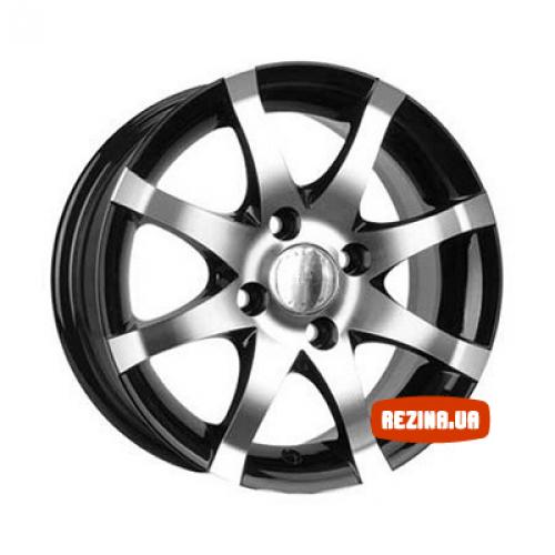 Купить диски Sportmax Racing SR2001 R13 4x100 j5.5 ET25 DIA67.1 B4