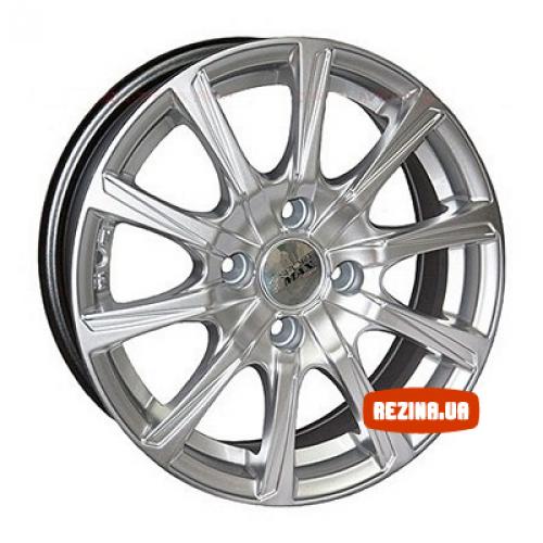 Купить диски Sportmax Racing SR2039 R15 4x100 j6.0 ET40 DIA67.1 HS1