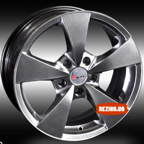 Купить диски Sportmax Racing SR213 R13 4x98 j5.5 ET25 DIA58.6 HS