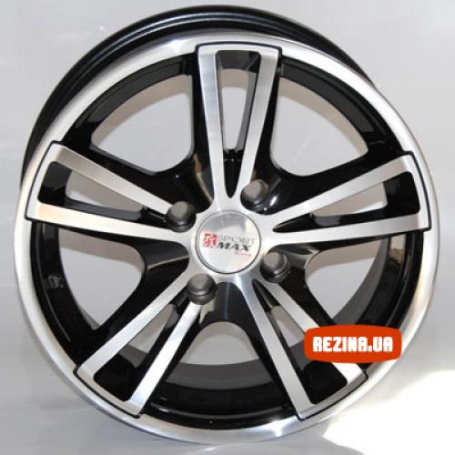 Купить диски Sportmax Racing SR236 R13 4x98 j5.5 ET35 DIA58.6 BP