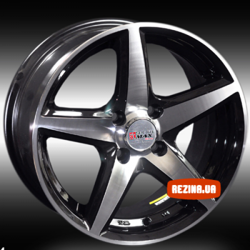 Купить диски Sportmax Racing SR244 R17 5x114.3 j7.5 ET38 DIA67.1 BP