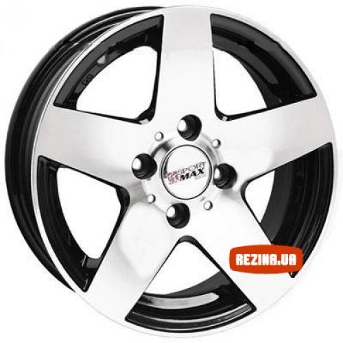 Купить диски Sportmax Racing SR265 R13 4x98 j5.5 ET25 DIA58.6 BP