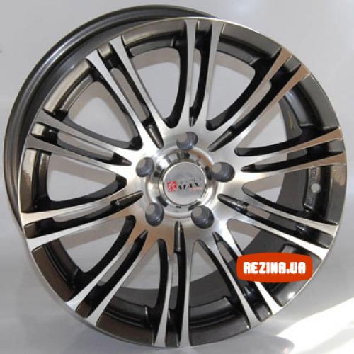 Купить диски Sportmax Racing SR271 R14 4x98 j6.0 ET35 DIA58.6 GSP