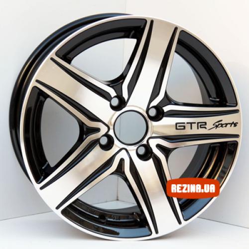 Купить диски Sportmax Racing SR3111Z R13 4x98 j5.5 ET25 DIA58.6 BP