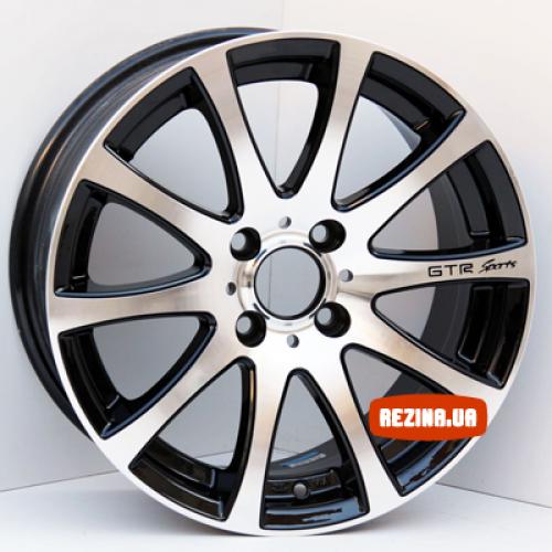 Купить диски Sportmax Racing SR3114Z R14 4x114.3 j6.0 ET35 DIA67.1 BP