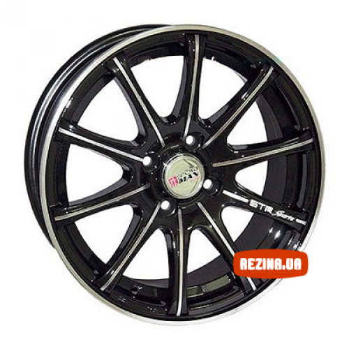 Купить диски Sportmax Racing SR3175 R15 4x100 j6.5 ET35 DIA67.1 BP